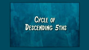 Cycle of 5ths