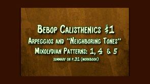 bebop calisthenics1