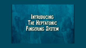 introducing the heptatonic system