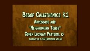 Calisthenics 1 Altered Pat6