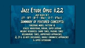 Opus 22