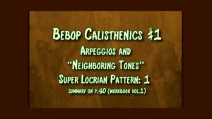 Calisthenics 1 Altered Pat1
