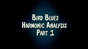 Bird Blues Analysis1